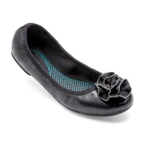lindsay phillips slippers lindsay phillips liz black leather ballet flats artware