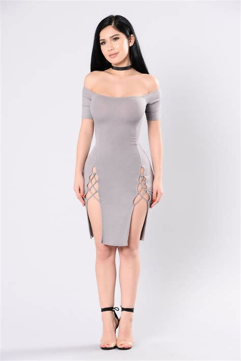 hot dates hot date dress taupe