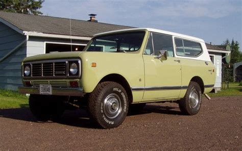 Jeep Scout For Sale Find Used 1976 International Scout Ii Original Like