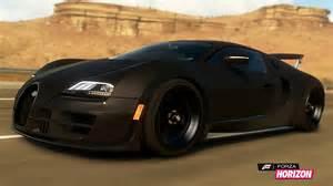 Forza Bugatti Bugatti Veyron Sport De Bodhran29 Dans La Vitrine De