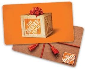 closed giveaway 50 gift card to home depot my frugal