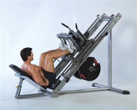 Tuff Stuff Squat Rack by Tuffstuff Leg Press Hack Squat