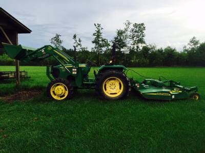 2011 john deere 5000 e series for sale : used tractor