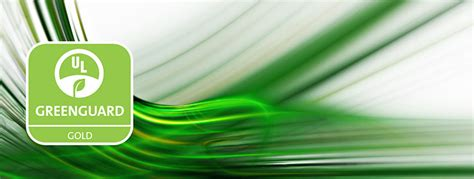 greenguard gold certified products  chemical emissions