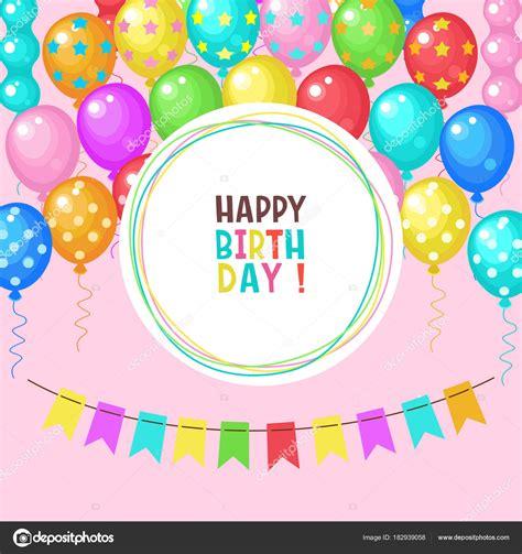 palloncini clipart palloncini buon compleanno clipart vettoriali