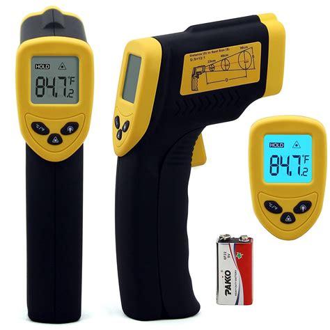 Thermometer Gun infrared temperature gun cooking thermometer digital laser non contact handheld ebay