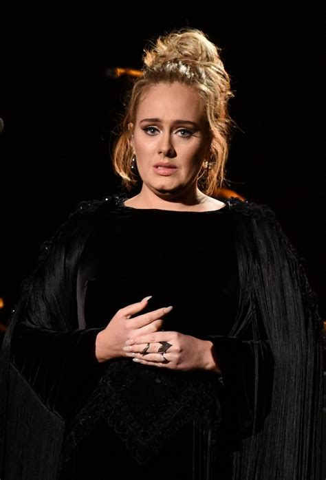 grammy awards 2016 adele new haircut adele new haircut adele hair image adele performs at 2017 grammy awards in los