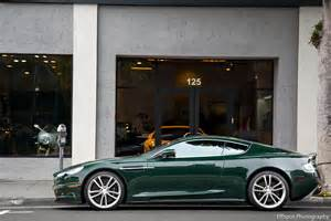 Aston Martin Green Aston Martin Dbs Racing Green Johnywheels