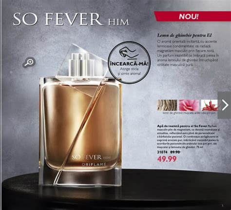 Parfum Oriflame So Fever 06 february 2015 consultant oriflame