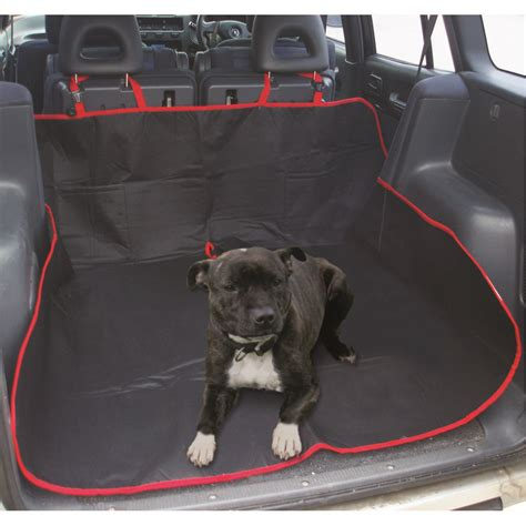 Protector For Dogs by Heavy Duty Pet Vehicle Boot Liner Protector Hatchback