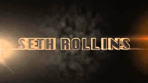 theme song seth rollins seth rollins 5th titantron 2014 update titantron with v3