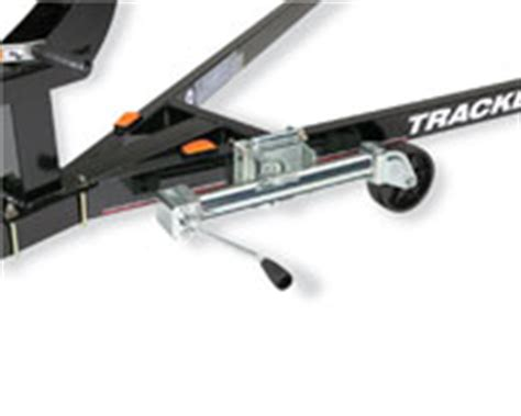trailstar boat trailer winch tracker boats about custom matched boat trailers