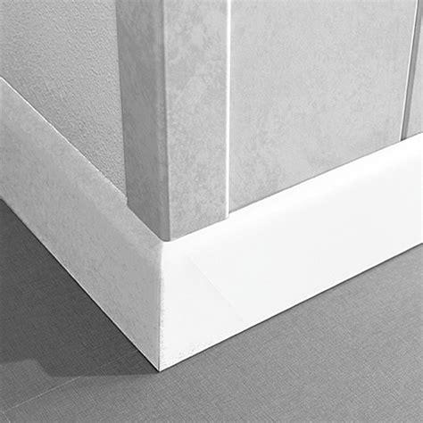 fertigfenster kunststoff logoclic fu 223 leiste k 58 wei 223 hochglanz 2 6 m x 10 mm x