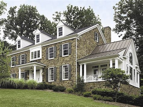 adding stone for your house exterior design 55designs eldorado stone veneto fieldledge stone veneer white