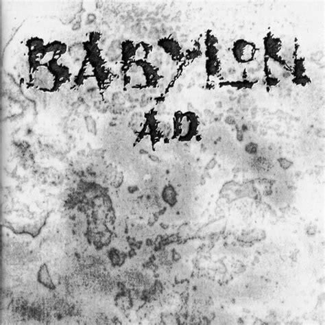 babylon ad hammer swings down babylon a d babylon a d 1989