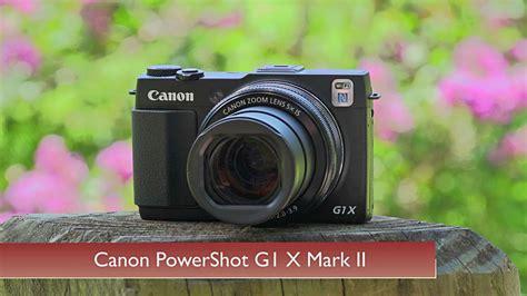 canon powershot g1 x ii digital canon g1x ii powershot digital 9167b001 g1x
