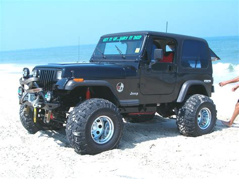 wrangler jeep lifted lifted jeep yj car interior design