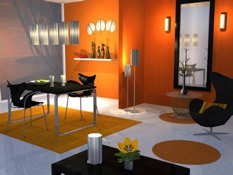 Dining Room Modern Colours 17 Of 2017 S Best Orange Dining Room Ideas On