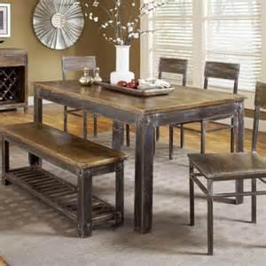 Farm Kitchen Table Sets Farmhouse 6 Dining Set Wayfair