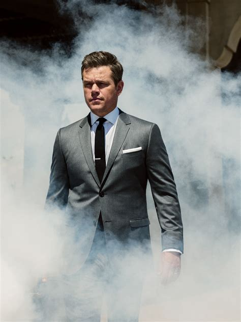 fast and furious 8 matt damon matt damon shows you how to wear a gray suit photos gq