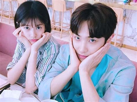 sweet   pasangan  cinlok  drama korea