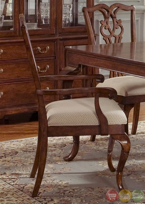 ansley manor round formal dining room furniture set ansley manor rectangular formal dining room set
