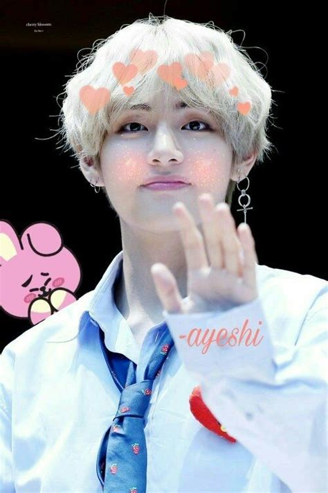 Bts V Taehyung Big Fan Kipas By Crescendo is taehyung of bts quora