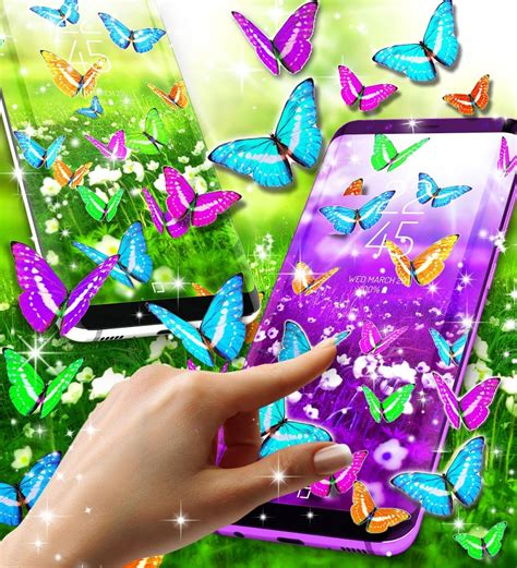 live butterfly themes butterflies live wallpaper android apps on google play
