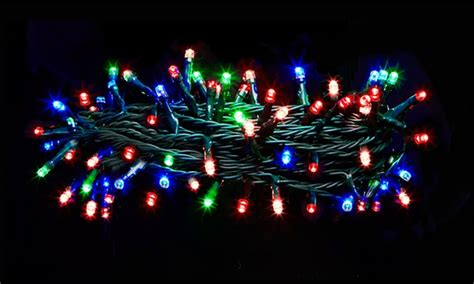 lights of the world groupon led fairy lights groupon