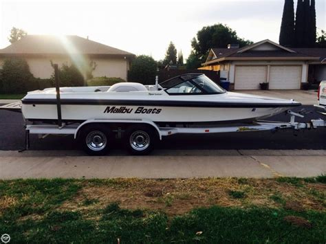 malibu boats linkedin 1994 used malibu flightcraft sportster ski and wakeboard