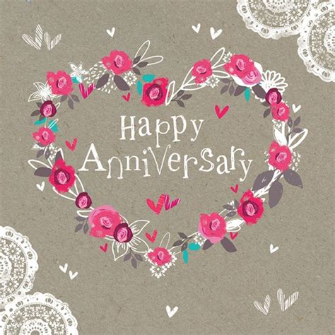 Wedding Anniversary Greetings For And In by 25 Best Ideas About Happy Anniversary On