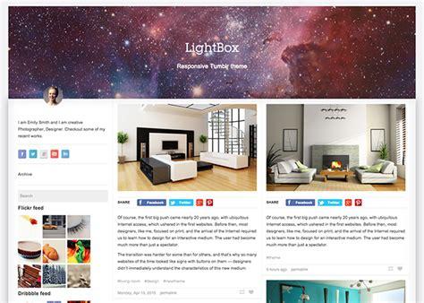 blog theme lightbox lightbox theme qaiser bashir