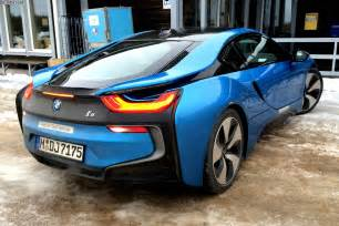 Www Protonic Bmw I8 In Protonic Blue Looks Great