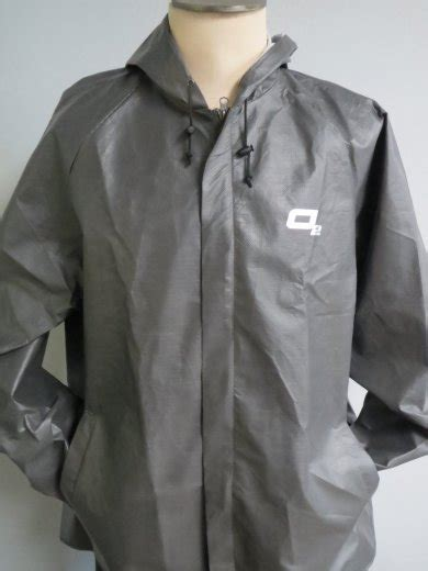 hooded cycling jacket 02 rainwear element hooded cycling jacket gray