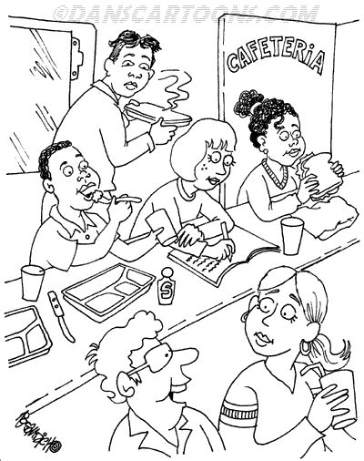 school canteen coloring page canteen cliparts free download clip art free clip art