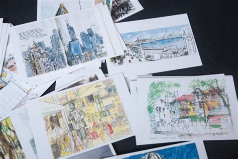 urban sketching 100 postcards 1631590219 review urban sketching 100 postcards 100 beautiful location sketches from around the world