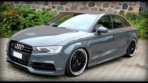Audi A3 Tuning Teile by Dia Show Tuning Audi A3 S3 Limo Auf Mbdesign Lv1 Alufelgen