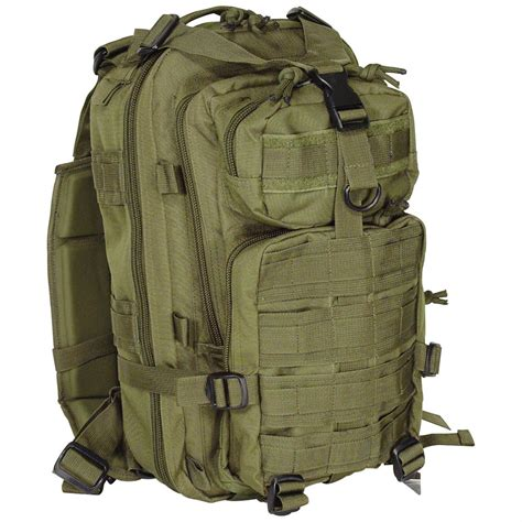 The Assault Army Backpack Ransel Ravre level iii assault pack 131428 style backpacks bags at sportsman s guide