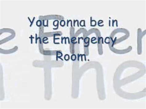 emergency room lyrics emergency room by rihanna lyrics