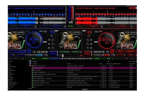 virtual dj 8 skin creator telecharger gratuit softonic