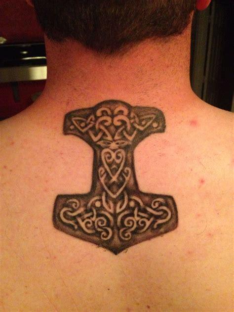 thor s hammer tattoo thor s hammer molinjor
