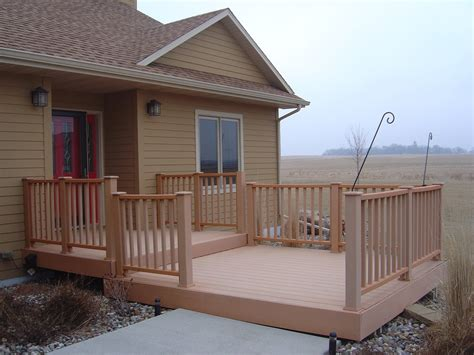 Front Porch Deck by Open Porches An Outdoor Living Space Patios Porches
