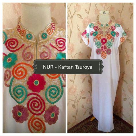 Produsen Maxi Dress Gaun Pesta Kaftan Spandex Payet Rania Fuchsia kaftan pesta tsuroya by alvaro outlet nurhasanah outlet baju pesta keluarga muslim