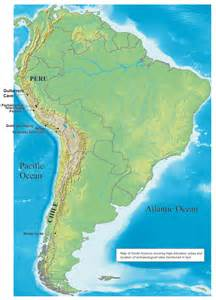 Andes Mountains On World Map by Gallery For Gt Andes Mountains World Map