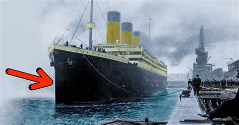 Titanic Sinking Reason by The Real Reason Why Titanic Went