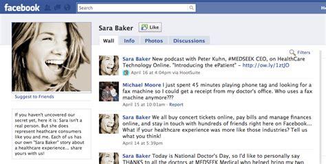 best biography for facebook profile fake sara ticks me off get real medseek whydot pharma