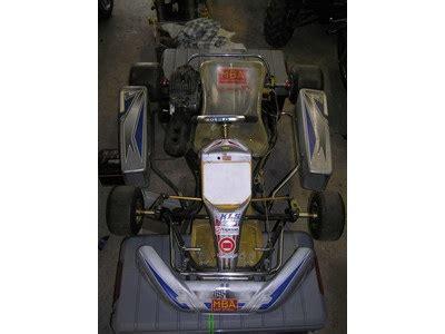 Mba Go Kart Chassis by Mba Supersportsman With Rebuilt Kt100 Sprint Karts