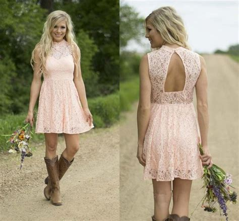 country style dresses 25 best ideas about western bridesmaid dresses on