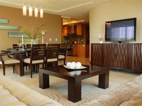 Living And Dining Room Color Ideas Fotos De Sala Y Comedor Juntos