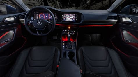 volkswagen jetta interior 2019 volkswagen jetta interior revealed at the 2018